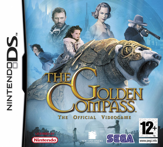 The Golden Compass for Nintendo DS