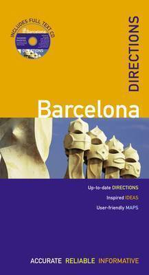Rough Guide Directions Barcelona by Jules Brown