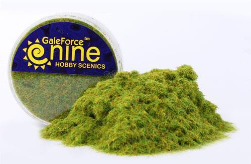 Gale Force Nine Hobby Round Green Static Grass