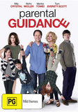 Parental Guidance on DVD