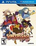 Sorcery Saga: Curse of the Great Curry God for PlayStation Vita