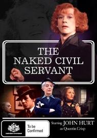 The Naked Civil Servant on DVD