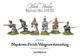 Napoleonic Wars: French Voltiguers Skirmishing
