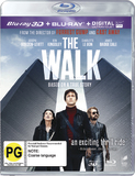 The Walk (UV) DVD