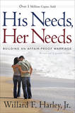 His Needs, Her Needs: Building an Affair-Proof Marriage by Willard F Harley, Jr., PH.D.