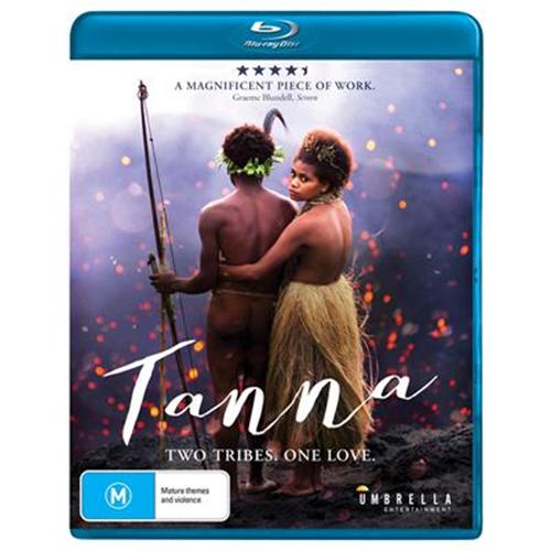 Tanna on Blu-ray