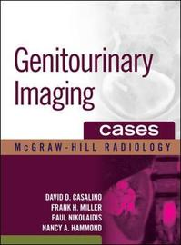Genitourinary Imaging Cases by David D. Casalino image