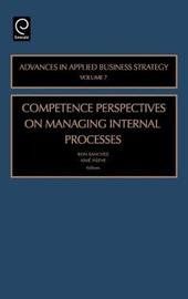 Competence Perspective on Managing Internal Process image