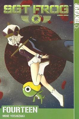 Sgt. Frog: v. 14 by Mine Yoshizaki image
