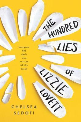 The Hundred Lies of Lizzie Lovett by Chelsea Sedoti image