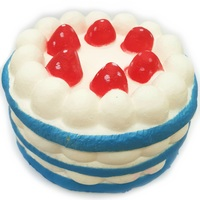 I Love Squishy: Cake Squishie Toy - Assorted Colours