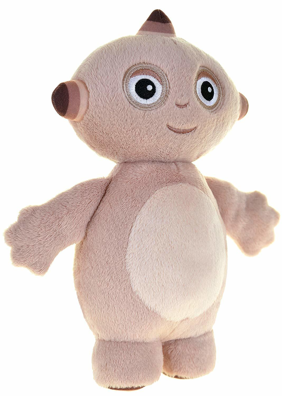 """Makka Pakka - 12"""" Snuggly Singing Doll image"""