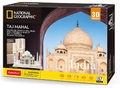 Cubic Fun: National Geographic 3D Puzzle - The Taj Mahal (India)