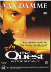 The Quest on DVD