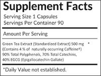 Grenera Green Tea Extract Capsules (90 Caps)