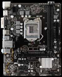 BIOSTAR H310MHP mATX Motherboard image