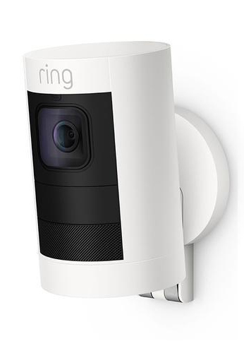 Ring Stick Up Camera Battery - White