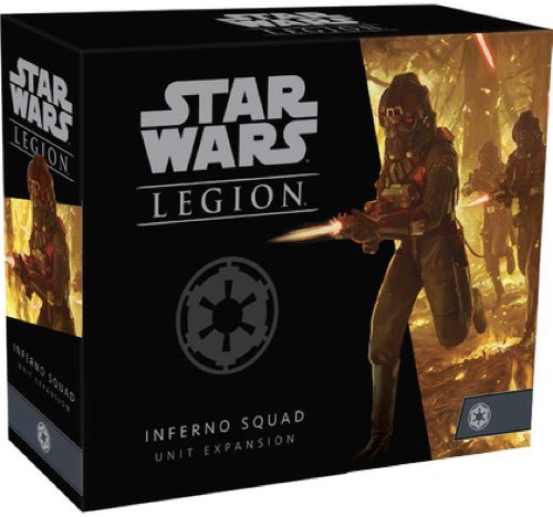 Star Wars Legion: Inferno Squad Unit Expansion image