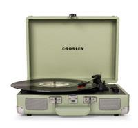 Crosley: Cruiser Deluxe Portable Turntable - Mint