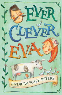 Ever Clever Eva by Andrew Peters image