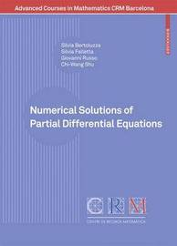 Numerical Solutions of Partial Differential Equations by Silvia Bertoluzza