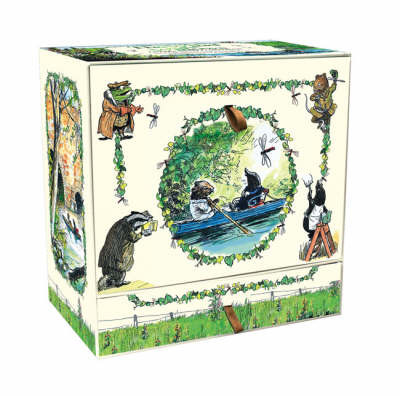 Wind in the Willows Classic Story Collection by Kenneth Grahame image