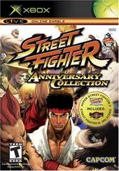 Street Fighter Anniversary Collection for Xbox