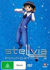 Stellvia - Vol 2 on DVD