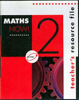 Maths Now!: Bk.2: Red Orbit - Teacher's Resource by Maths Now! National Writing Group