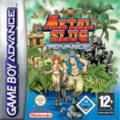 Metal Slug Advance for Game Boy Advance