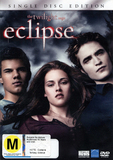 The Twilight Saga - Eclipse (Single Disc) DVD