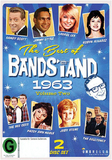 The Best of Bandstand 1963 - Volume 2 DVD