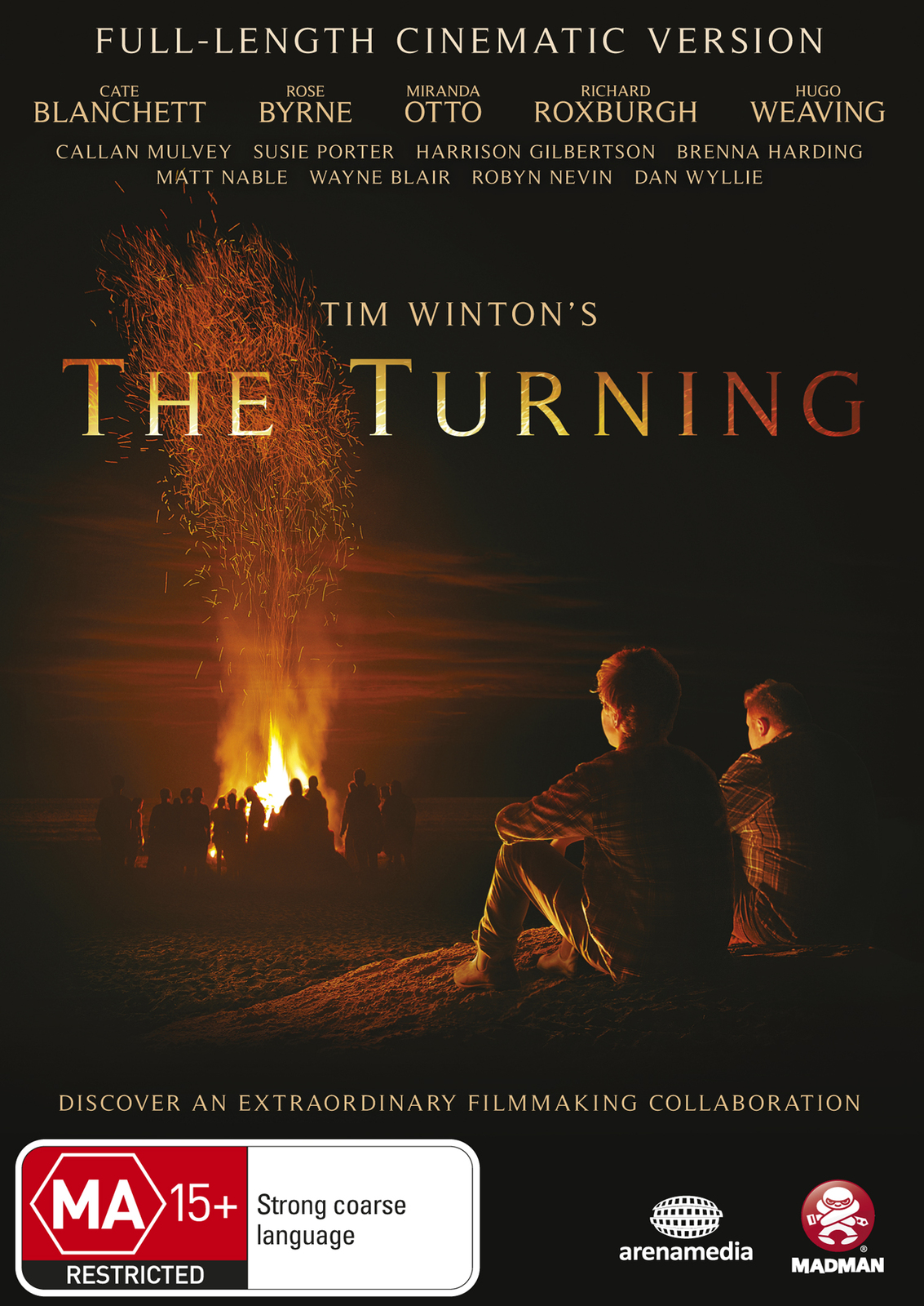 Tim Winton's The Turning (Standard Edition) on DVD image