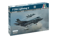 Italeri F - 35A Lightning ll 1/72 Model Kit