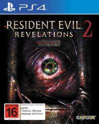 Resident Evil: Revelations 2 for PS4