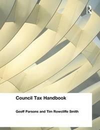 Council Tax Handbook by Geoff Parsons