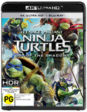 Teenage Mutant Ninja Turtles: Out of the Shadows DVD