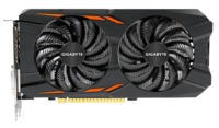 Gigabyte GeForce GTX 1050 Ti Windforce OC 4GB Graphics Card