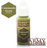 Commando Green Warpaint