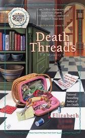 Death Threads by Elizabeth Lynn Casey image