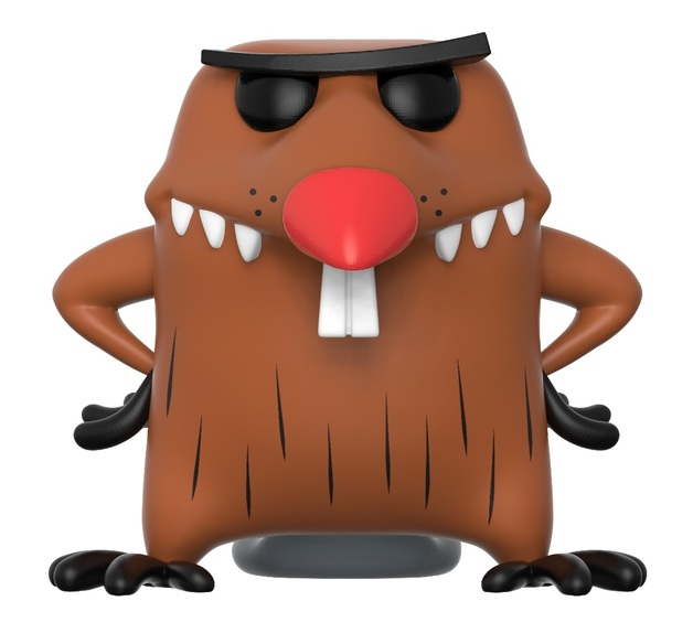 Angry Beavers - Dagget Pop! Vinyl Figure