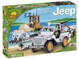 Cobi: Small Army - Jeep Coast Patrol