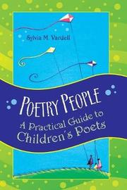 Poetry People by Sylvia M Vardell