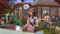 The Sims 4: Seasons (code in box) for PC