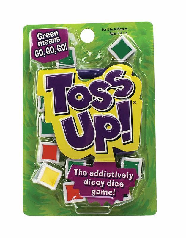 Toss Up! - Dice Game