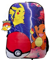 "Pokemon: Starters - 17"" Deluxe Backpack"