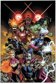 Avengers By Jason Aaron Vol. 1: The Final Host by Jason Aaron