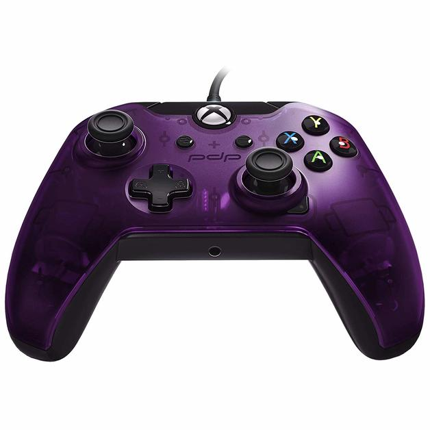 PDP Wired Controller for Xbox One - Purple for Xbox One