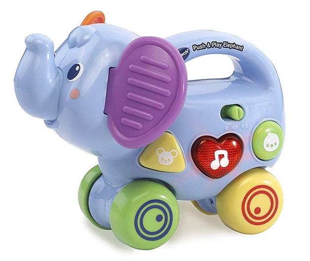 Vtech: Push & Play - Elephant