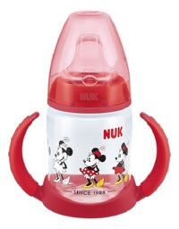 NUK First Choice Learner Bottle 150ml - Minnie Mouse
